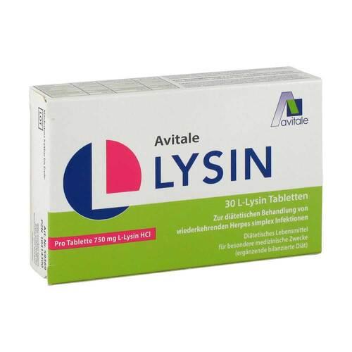 L-Lysin 750 mg Tabletten - 2