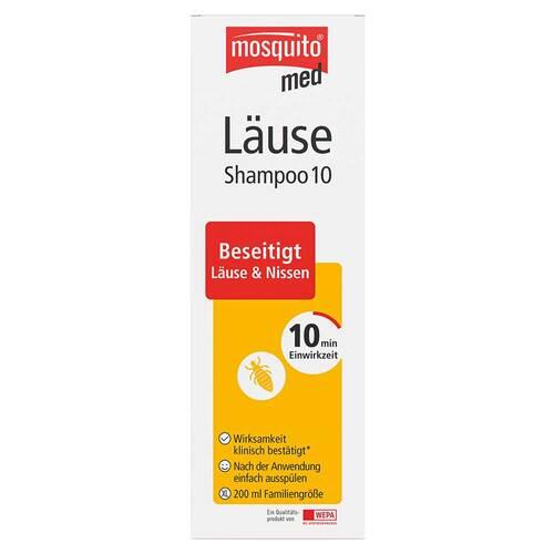 Mosquito med Läuse Shampoo 10 - 1