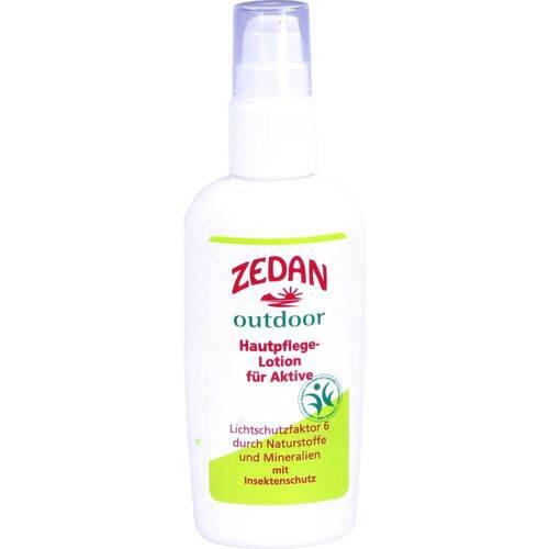 Zedan outdoor Lotion Multiwirkung für Aktive - 1