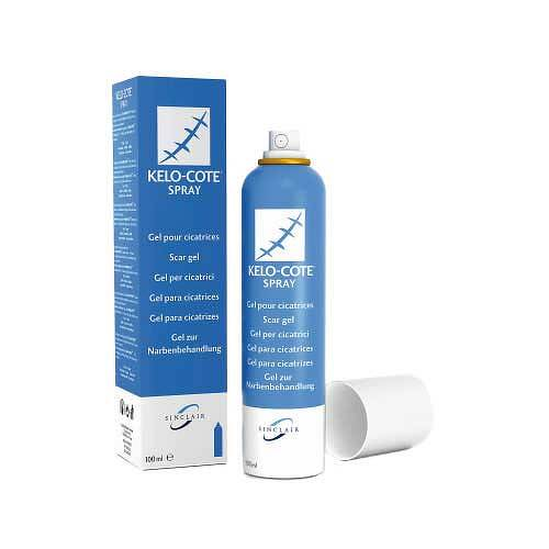 Kelo-cote Spray Silikonspray z.Behandlung v.Narben - 1