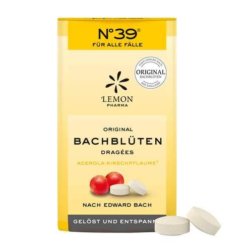 Bachblüten Notfall No.39 Dragees nach Dr. Bach - 1