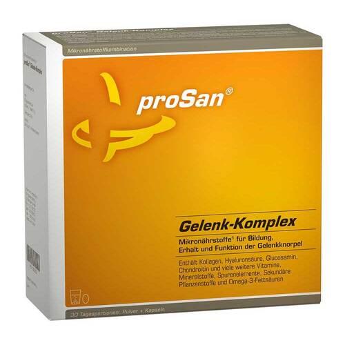 Prosan Gelenk-Komplex Kombipackung 30 Sticks + 30 Kapseln - 1
