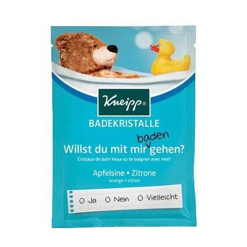 Kneipp Badekristalle willst du mit mir baden gehen - 1