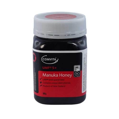 Manuka Honig Umf 5 + Comvita - 1
