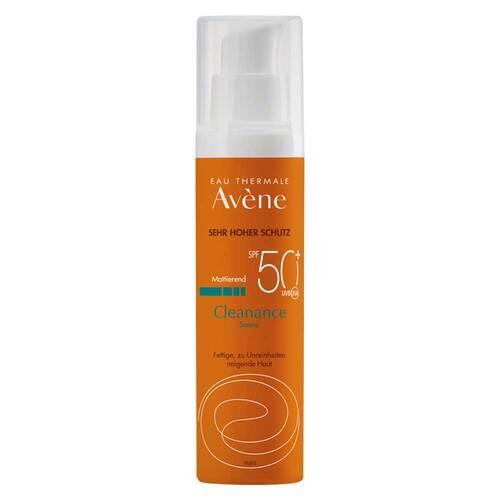 Avene Cleanance Sonne Emulsion SPF 50 + - 1