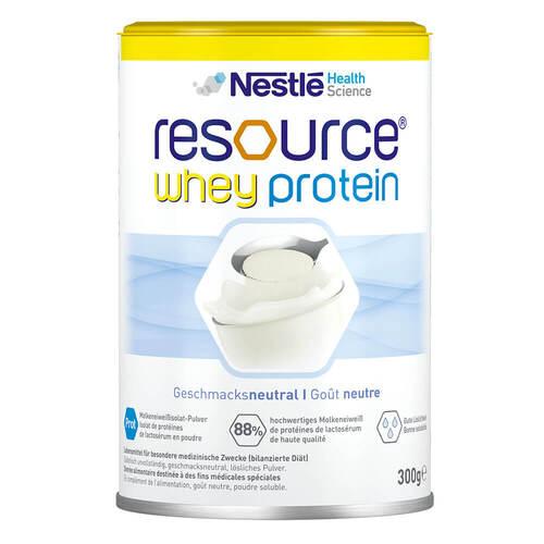 Resource whey protein Pulver - 1
