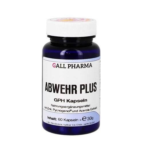 Abwehr Plus GPH Kapseln - 1
