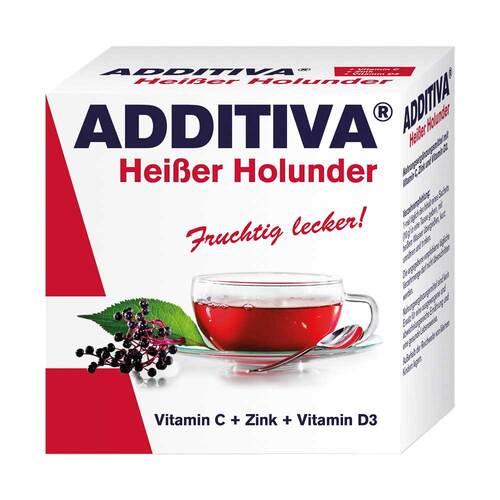 Additiva Heißer Holunder Pulver - 1