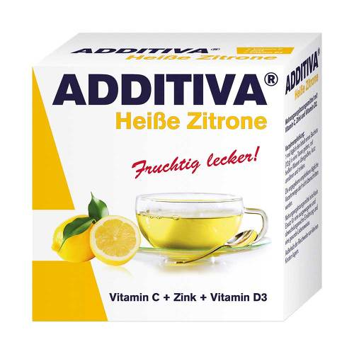 Additiva Heiße Zitrone Pulver - 1
