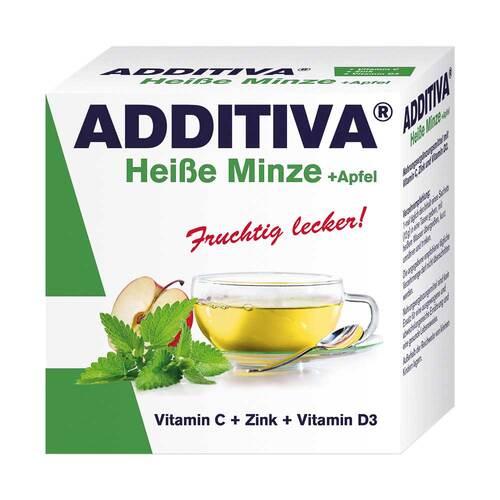 Additiva Heiße Minze + Apfel Pulver - 1