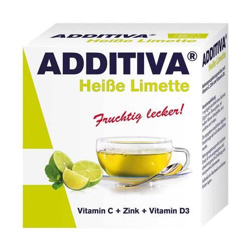 Additiva Heiße Limette Pulver - 1