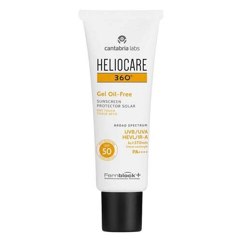 Heliocare 360° Gel oil-free SPF 50 - 2