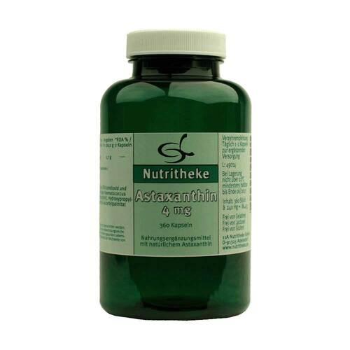 Astaxanthin 4 mg Kapseln - 1
