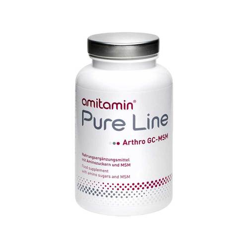 Amitamin Arthro GC-MSM Kapseln - 1