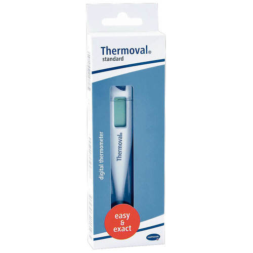 Thermoval standard digitales Fieberthermometer - 1