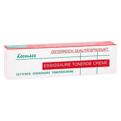 Essigsaure Tonerde Creme - 1