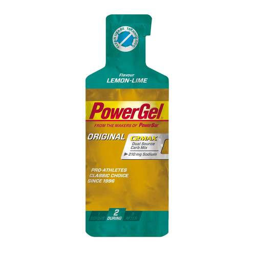 Powerbar Powergel Lemon Lime - 1