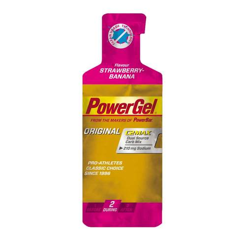 Powerbar Powergel Strawberry-Banana - 1