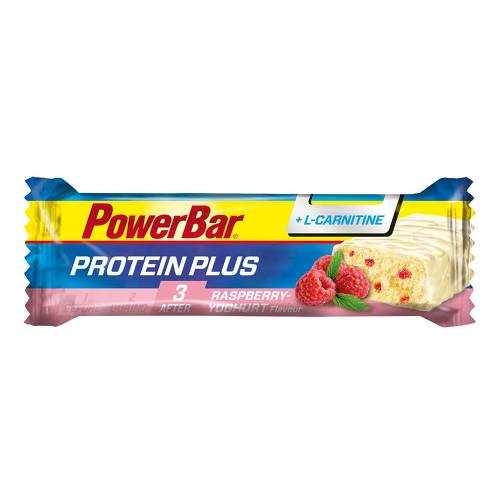 Powerbar Protein Plus L-Carnitin Raspberry-Yogurt - 1