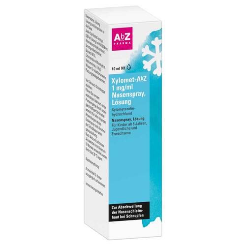 Xylomet-AbZ 1 mg / ml Nasenspray - 1