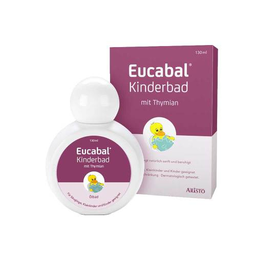 Eucabal Kinderbad mit Thymian - 2