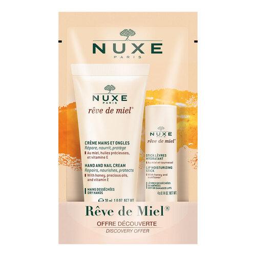 Nuxe Reve de Miel Pflegeset Hand & Lippen - 1