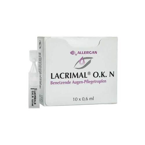 Lacrimal O.K. N Augentropfen - 1