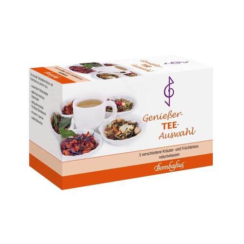 Geniesser-Tee-Auswahl Filterbeutel - 1