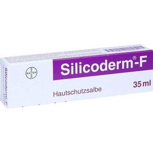 Silicoderm F Salbe - 1