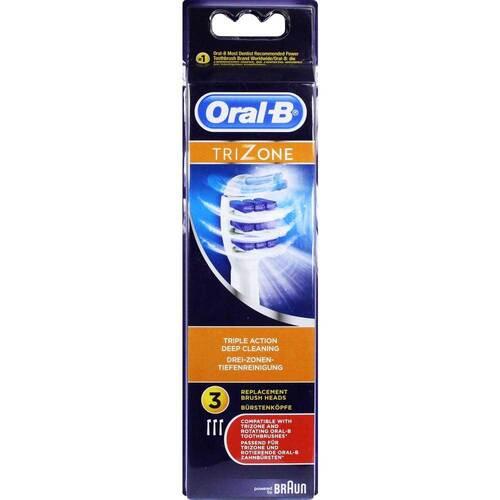 ORAL B Trizone Aufsteckbürsten 3er - 1
