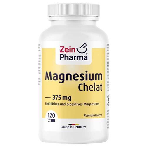Magnesium Chelat Kapseln hoch bioverfügbar - 1
