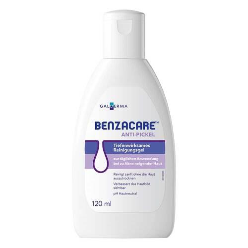 Benzacare tiefenwirksames Reinigungsgel - 1