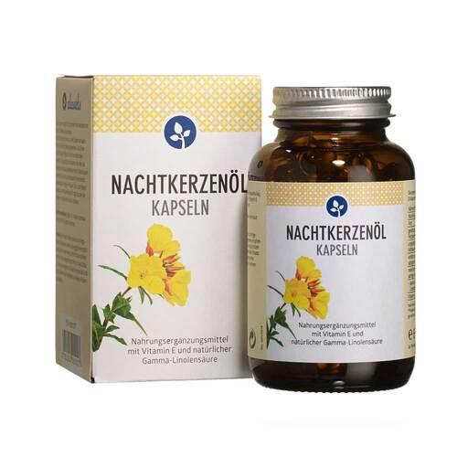 Nachtkerzenöl Kapseln 500 mg - 1