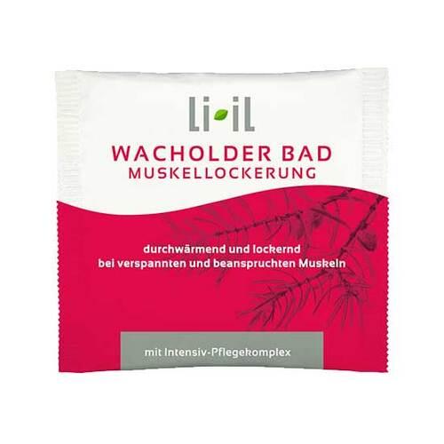LI-IL Muskel und Gelenke Wacholderbad - 1