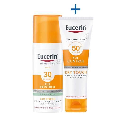 Eucerin Sun Gel-Creme Oil Control LSF 30 - 1