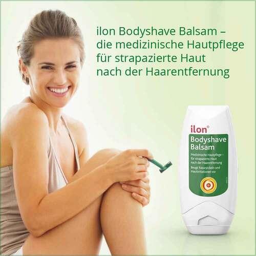 Ilon Bodyshave Balsam - 2