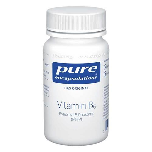 Pure Encapsulations Vitamin B6 P-5-P Kapseln - 1