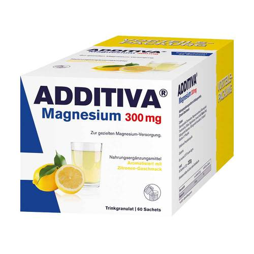 Additiva Magnesium 300 mg N Pulver - 1