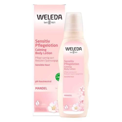 Weleda Mandel Sensitiv Pflegelotion - 1