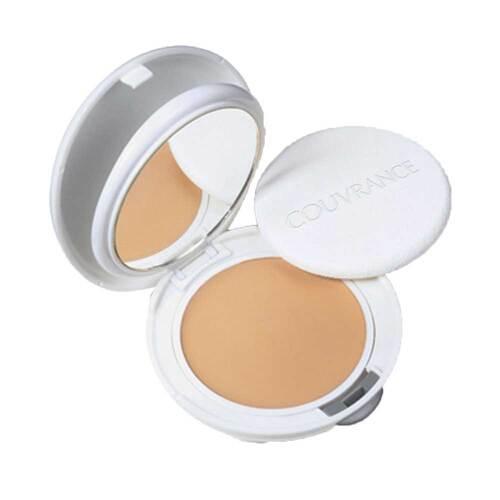 Avene Couvrance Kompakt Creme-Make-up mattierend 01 Porzellan - 1