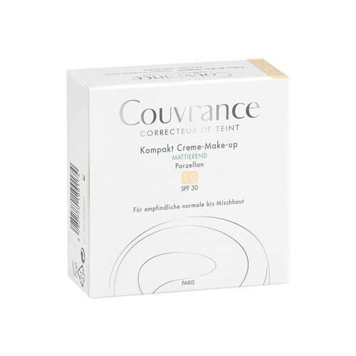 Avene Couvrance Kompakt Creme-Make-up mattierend 01 Porzellan - 2