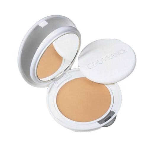 Avene Couvrance Kompakt Creme-Make-up mattierend 02 Naturel - 1