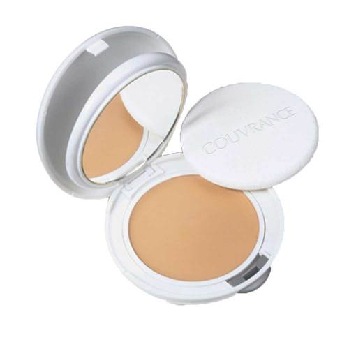 Avene Couvrance Kompakt Creme-Make-up mattierend 03 Sand - 1