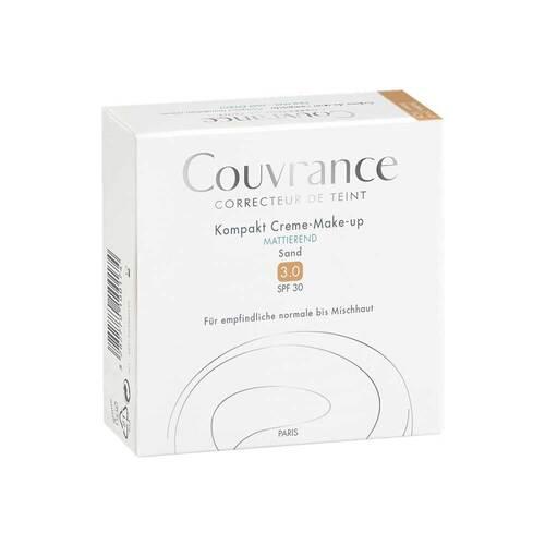 Avene Couvrance Kompakt Creme-Make-up mattierend 03 Sand - 2