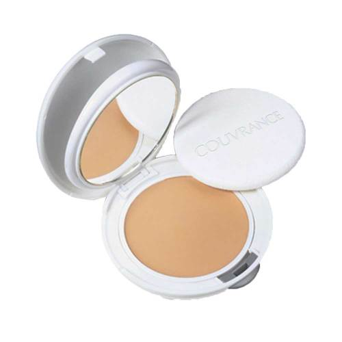 Avene Couvrance Kompakt Creme-Make-up reichhaltig 01 Porzellan - 1