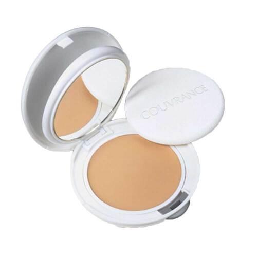 Avene Couvrance Kompakt Creme-Make-up reichhaltig 02 Naturel - 1