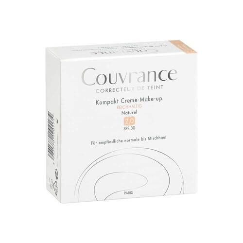 Avene Couvrance Kompakt Creme-Make-up reichhaltig 02 Naturel - 2