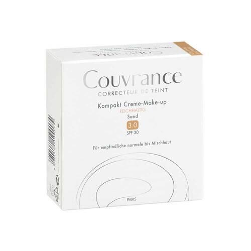 Avene Couvrance Kompakt Creme-Make-up reichhaltig 03 Sand - 2