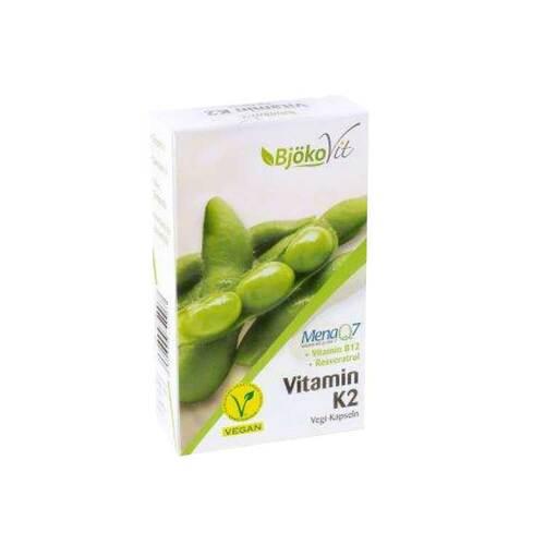 Vitamin K2 MK-7 Vegi-Kapseln - 1