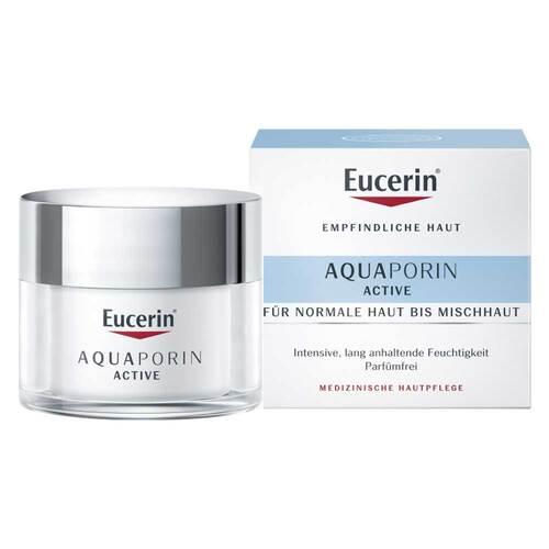 Eucerin Aquaporin Active Creme normale bis Mischhaut - 1